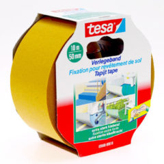 Tesa 05686-18 05686-18 Bevestigingstape Oranje (l x b) 10 m x 50 mm 1 rol/rollen