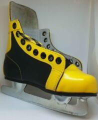 Gele Kinderschaatsen Avento Maat 31 - Schaats - Kinderschaats - ijshockey - ijshockeyschaats - Vinyl