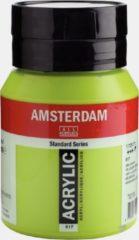 Groene Talens Amsterdam Acrylverf 500 ml Yellowish Green