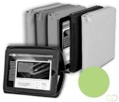 Groene Rillstab Juescha case voor 97 inch tablets lichtgroen
