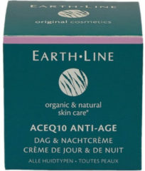 Earth-line Aceq10 Anti-age Dag- & Nachtcr?Me (50ml)