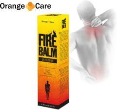 Oranje Orange Care Fire Balm - Ontspant spieren - Gewrichtsbalsem