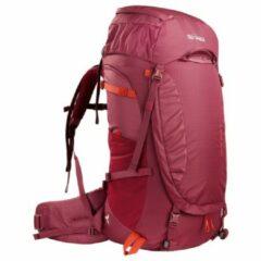 Tatonka - Women's Noras 55+10 Women - Trekkingrugzak maat 55 + 10 l, rood/roze