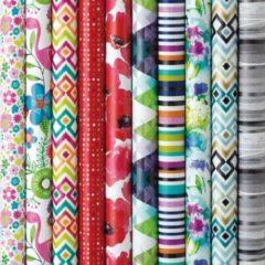 Enper Premium - Luxe Cadeaupapier - Inpakpapier - 200 x 70 cm - 5 rollen