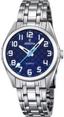 Festina F16903/2 Junior - Horloge- Staal - Zilverkleurig - 31 mm