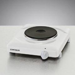 Witte Komfoor Ths1590 Elektrische Kookplaat, 1-pits - Rommelsbacher