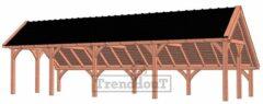 Van Kooten Tuin en Buitenleven Kapschuur de Hoeve XL 1110x440 cm