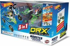 Mattel Hot Wheels DRX Monster X-Terrain Drone