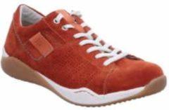 Josef Seibel RICARDO 07 - Volwassenen Lage sneakersVrije tijdsschoenen - Kleur: Oranje - Maat: 44