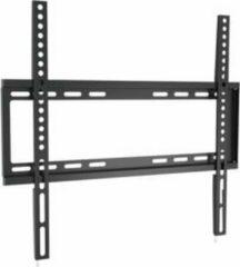 """Zwarte LogiLink TV-wall mount Festmontage, 32-55"""", max. 35 kg"""