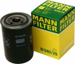 MANN FILTER Oliefilter W940 / 29
