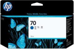 Blauwe HP 70 - Inktcartridge / Blauw (C9458A)