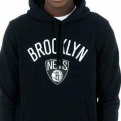 New Era Brooklyn Nets Hoodie - Sporttrui - Zwart - XL - Basketbal