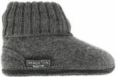 Grijze Bergstein Cozy Sloffen - Unisex - Grey - Maat 40