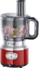 Russell Hobbs Food Processor Retro Ribbon Red 25180-56 Russell Hobbs rood