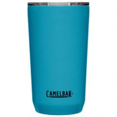 Zilveren CamelBak Tumbler SST Vacuum Insulated - Isolatie Drinkbeker - 500 ml - Blauw (Larkspur)