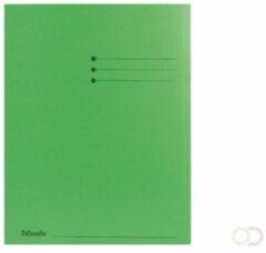 Groene Esselte Cardboard Folder groen 180 g/m2 (2013408)
