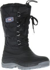 Grijze Olang Snowboots - Maat 39 - Vrouwen - zwart/grijs