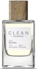 Clean Terra Woods Eau De Perfume Spray 100ml