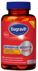 Dagravit Energie Boost Forte - Multivitamine - Frisse Fruitsmaak - 40 tabletten