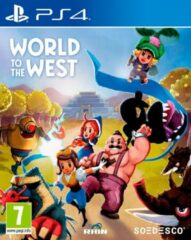 SoeDesco World to the West - PS4