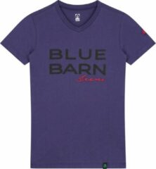 Paarse Blue Barn Jeans Slank Zomer 2020 Meisjes T-shirt Maat 152