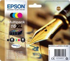 Epson 16XL (T1636) - Inktcartridge / Zwart / Cyaan / Geel / Magenta / Hoge Capaciteit