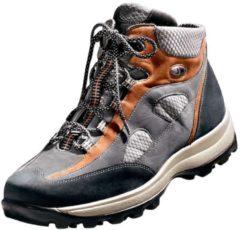 Trekkingstiefelette Waldläufer grau-kombiniert
