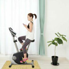Naturelkleurige Relaxdays 36 x vloerbeschermer puzzelmat - beschermmat fitness - sportmat - puzzel mat