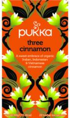 Pukka Org. Teas Three cinnamon 20 Stuks