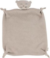 Baby Bello Olly de Otter Knuffeldoekje - Beige