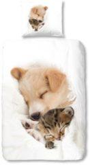 Bettwäsche Sleeping Good Morning braun