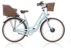 """Fischer Bike Fischer E-Bike City Retro Damen 28"""" 3-G ER 1804 hellblau"""