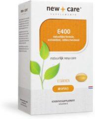 New care vitamine E 400 - 60 capsules - Voedingssupplement