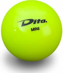 DITA Hockeybal Mini - Geel