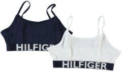 Beige Tommy Hilfiger 'bralette' top (2-pack)