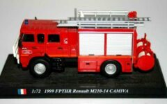 FPTHR Renault M210-14 Camiva 1999 – del Prado 1:72