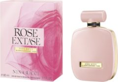 Rose Extase Nina Ricci By Nina Ricci Edt Sensuelle Spray 80 ml - Fragrances For Women