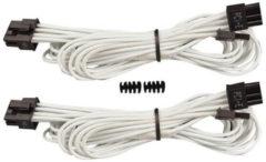 Corsair Microsystems Corsair Premium individually sleeved (Type 4, Generation 3) - Stromkabel - 8-poliger PCIe Power (W) CP-8920175