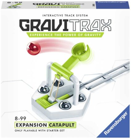 Afbeelding van Ravensburger GraviTrax® Catapult uitbreiding - Knikkerbaan / Kogelbaan