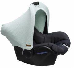 Groene Baby's Only Classic autostoel groep 0+ zonnekap mint