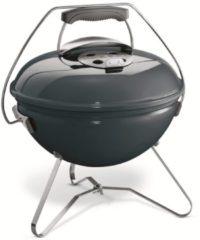 Blauwe Weber Smokey Joe Premium houtskoolbarbecue - ø 37 cm - blauw