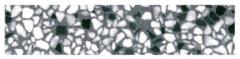 Terre d'Azur Terre d´Azur Granito terrazzo plint genua 40x7.5