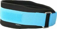DW4Trading® Gewichthefriem nylon Maat L blauw