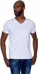 MZ72 - Heren T-Shirt - Toocolor Pastel - Wit