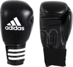 Witte Adidas Performer Training Bokshandschoenen Zwart Maat 12