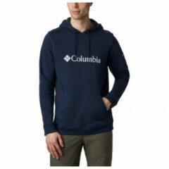 Columbia CSC Basic Logo II Hoodie 1681664468, Mannen, Marineblauw, Sporttrui casual, maat: M EU