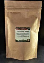 Naturelkleurige Berivita Walnoten Poeder 100% Zuiver 100gr - Gemaakt van Walnoot doppen - Walnut shell powder