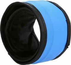 ABC-Led Hardloop Armband LED 35cm - Blauw