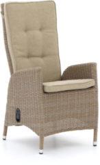 Taupe Intenso Furniture Intenso Fabrizi dining tuinstoel verstelbaar - Laagste prijsgarantie!